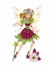 Jolee's Boutique Poseable Fairy 3 Dimensional Stickers Scrapbook Paper Craft
