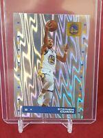 Steph Curry Golden State Warriors NBA European 2019/20 Panini Foil Sticker