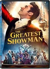 The Greatest Showman DVD. new and sealed.