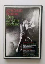 GRAHAM COXON LIVE AT THE ZODIAC DVD 2005