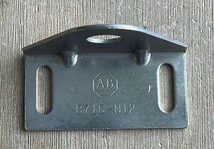 ALLEN BRADLEY 871C-N12 MOUNTING BRACKET