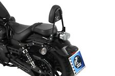 Yamaha XV950/R (From 2013) Sissybar without Luggage Rack Black BY HEPCO & BECKER