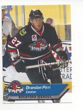 2011-12 Rockford IceHogs (AHL) Brandon Pirri (Chicago Wolves)