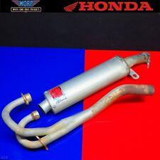 2002 Honda TRX400EX BIG GUN Race Series Exhaust Pipe Muffler Silencer 99-14