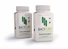 2 BACTICURE PROBIOTIC NATURAL,8 BILLION CFUs, ULTRA STRENGHT,ULTIMATE FLORA