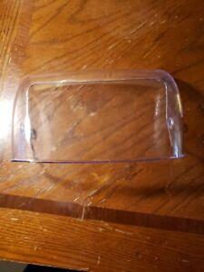 "Dairy Door Frigidaire 2403377, 240337712 OEM Clear Plastic 8.75""x 6.25"""