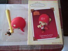 Hallmark Keepsake Disney Chicken Little NEW IN BOX