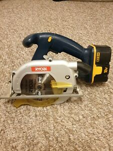 Ryobi One+ 18v CCS-1801/D Cordless Circular Saw With Battery
