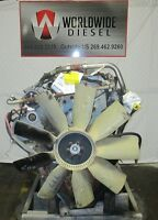 2006 Detroit 60 Series 14.0 Liter DDEC IV Take Out, 500HP, Good For Rebuild Only
