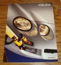 Original 1997 Toyota Celica Deluxe Sales Brochure 97