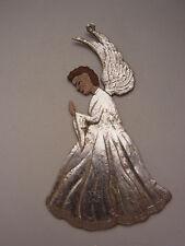 ALBERO di Natale gioielli Dresdner cartone gioielli di Natale Angelo Angel ARGENTO personaggio 156