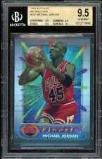 Michael Jordan Card 1994-95 Finest Refractors #331 BGS 9.5 (9.5 9.5 9.5 10)