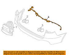 KIA OEM 16-18 Sorento Rear Bumper-Wire Harness 91880C6030