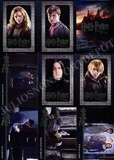 HARRY POTTER & THE DEATHLY HALLOWS MOVIE PART 1 2010 ARTBOX BASE CARD SET OF 90