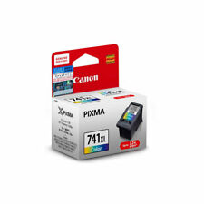 Canon CL-741XL Ink Cartridge (for MG4270/MG4170/MG3670/MX537/MX527)-Tri-Color