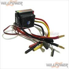 Brushless 120A ESC #EL66704 (RC-WillPower) XTM XT2 G.V. Model Great Vigor GV