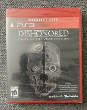 Dishonored Game Of The Year Edition PS3 - Includes DLC - PlayStation 3 Sealed