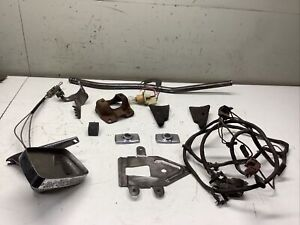 MISCELLANEOUS FORD RESTORATION PARTS LOT - #1