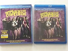 Pitch Perfect Blu-ray Disc 2012 2-Disc Set BluRay DVD 2 Discs With Sleeve