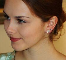 kate spade new york Disco Pansy Stud Earrings mother of pearl petite