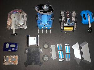 HEXBUG BATTLEBOTS LOT CONTROLLERS Parts Pieces