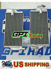 GPI ALUMINUM RADIATOR Honda CR125 CR125R 05 06 07 2005 2007 2006 CR 125R