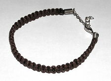 Californication bracelet macramé marron Hank moody vu saison 2 braided bracelet