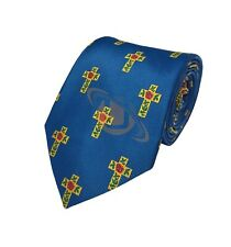 Masonic 100% Silk Rose Croix Tie NT015