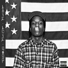 ASAP Rocky - LiveLoveA$AP MIXTAPE CD live.love.a$ap asap