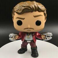 Funko Pop! Marvel: Guardians of the Galaxy 2 - Star-Lord #198 Vinyl Figure Loose