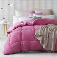 Warm Comforter thick Bedding Filler artificial Lamb Cashmere Throws Blanket