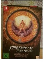 Fire Emblem Three Houses Collectors Edition limitada nintendo switch