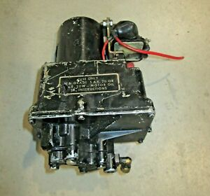 Mercruiser OEM Pre-Alpha 1 Hydraulic Trim Pump Assembly