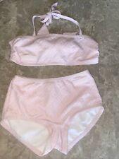 Baby Phat Pink Toddler Bikini 2 Piece Size 4