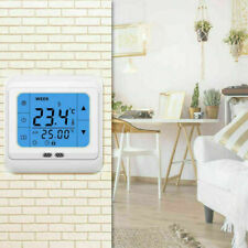 Touch Screen floor underfloor thermostat for Home Water&Electric Heating Systems