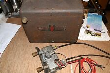 PONTIAC 983526 AM RADIO 1937 37 with CONTROL HEAD PRO SERVICED