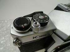 New ListingPentax K1000 35mm Slr Film Camera with extras