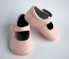 e735b6e07 Zapatitos niña color rosa claro Cucada de CALZADOS ELI (varias tallas)