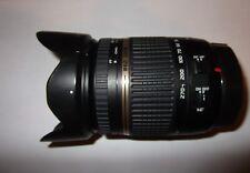 Tamron Canon Fit B008 18-270mm f/3.5-6.3 II PZD VC Lente Di