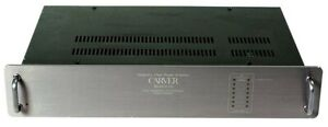 Carver M-1.5t Audiophile Power Amplifier 375 Watts/Ch - As Is - Parts or Repair