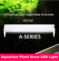 45CM Chihiros A Series ADA Style Water Plant Fish Grow LED light Aquarium Tank
