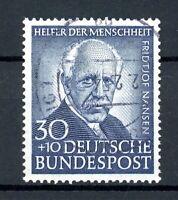 Bund MiNr. 176 gestempelt geprüft Schlegel (H655