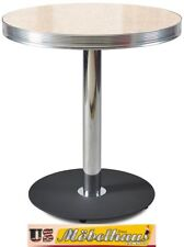 TO31Ha Bel Air Diner Table bar Dining Fifties Style Retro 50er Years USA