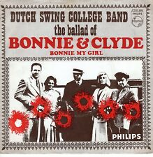 7inch DUTCH SWING COLLEGE BAND the ballad of bonnie & clyde HOLLAND 1968 (S2235)