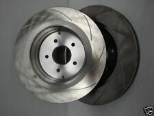 HOLDEN COMMODORE VZ CLUBSPORT R8 GTO HSV MALOO PERFORMANCE DISC ROTORS FR & Re