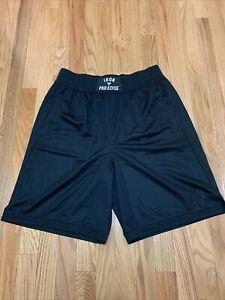 Under Armour Project Rock Iron Paradise Black Mesh Shorts Men L NWT 1361618