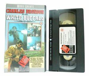 White Buffalo (1977) Western - Early-Cert - Charles Bronson/Kim Novak - Pal VHS