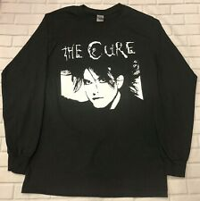 The Cure Longsleeve  'Black' T-Shirt