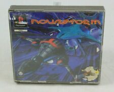Novastorm (Shmup) (Sony PlayStation 1, 1996) PAL, European AS IS Untested