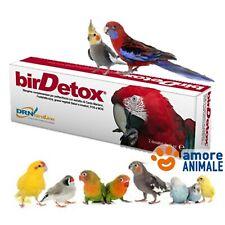 BIRDETOX 2 Siringhe da 15 ml - Mangime Complementare per pappagalli